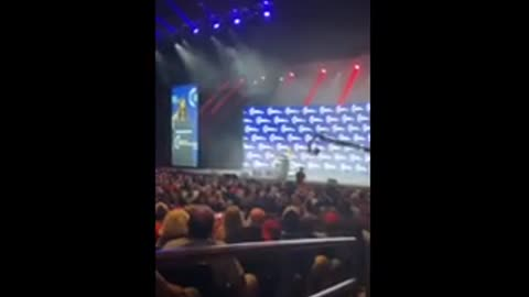 Arizona is Done with Rhinos. Michelle Ugenti Rita was BOOED off the stage at Trump rally.