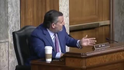 Ted Cruz ANNIHILATES Biden DOJ Nominee by Reading Her Own Words Back to Her