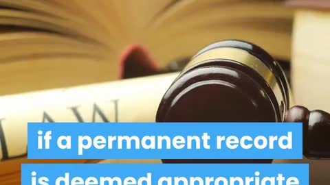 RECORDS OF PROCEEDINGS (RULE 150)