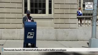 Democrats rush in Pennsylvania to limit 'naked' mail-in ballots on Nov. 3, after court rejects them