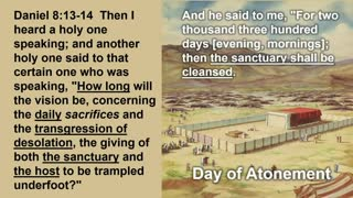 Daniel and Revelation, Part 7, March 28