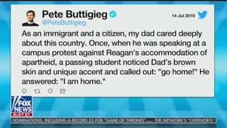 Tucker Carlson slams Pete Buttigieg's attempt to play victimhood olympics