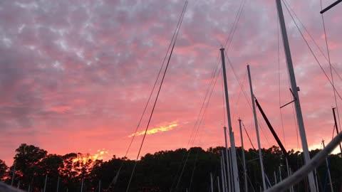 Sunset in GA