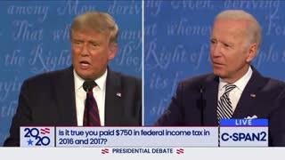 """Biden Panders And Says """"Inshallah"""" During Debate"""