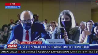 WATCH: Trump Jumps Into PA Senate Hearing On Voter Fraud Via Phone Call