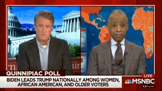 Sharpton Defends Obama And Goes After Trump