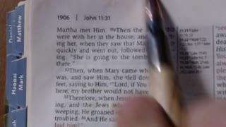 July 26 2021 bible study