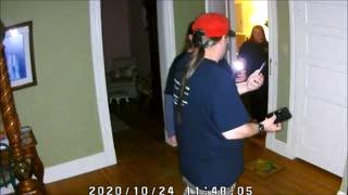Missouri Paranormal Association - Walnut Street Inn - Rocking Chair