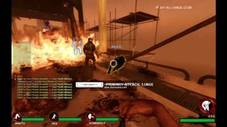 Left 4 Dead 2 13v13 infected instant deaths #7 American Alliance