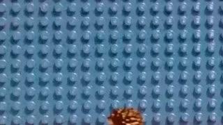 Lego Frosty the Snowman 2