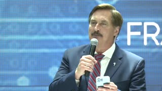 Mike Lindell Cyber Symposium