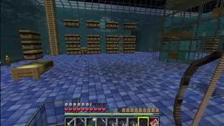 Minecraft: Building the Ghast trap legit. Part 4