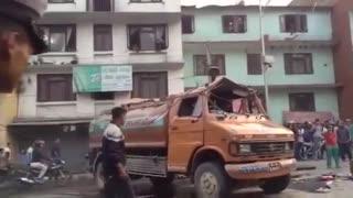 Nepal Accident