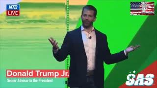 DONALD TRUMP JR. FULL SPEECH AT TURNING POINT USA (12/19/20 - DAY 1)