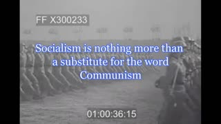 Socialism is the enemy of the People