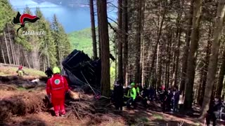 Italian minister calls cable car tragedy 'deep wound'