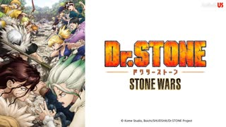 Dr. Stone Season 2 Stone Wars - Official Trailer 2