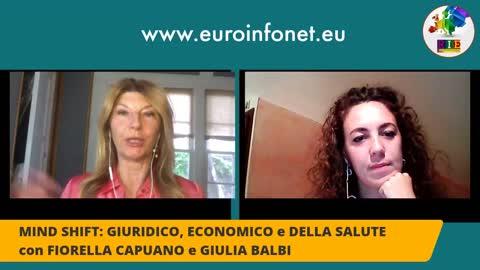 Mind shift: Giuridico, economico e della salute. Intervista all'Avv. Fiorella Capuano.