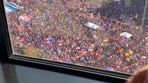 1,000,000 MAGA March in DC