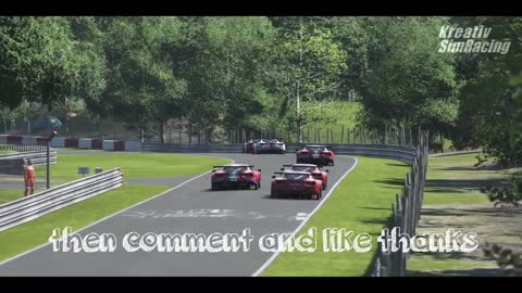 You haven't seen anything like this before Ferrai 488GTE