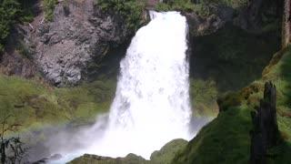 Relaxing Waterfall Video