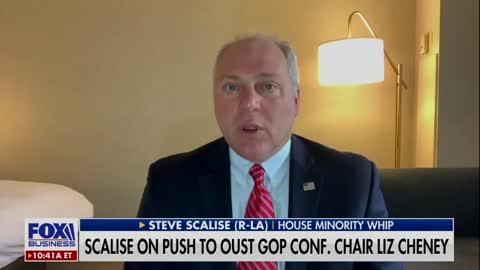 Republican Whip Steve Scalise endorses Congresswoman Stefanik for GOP Chair. 05.09.21