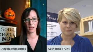 Catherine Truitt school choice proponent