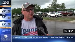 Donald Trump rally in Sarasota