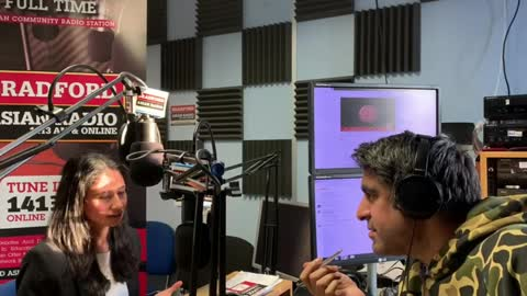 Bradford Radio Interview Mental Health The Oracle Awards Healing trauma & much more