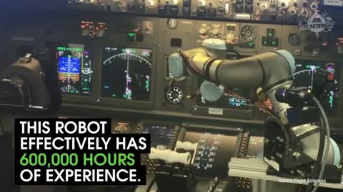 This Robot Can Land A Plane