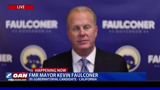 Fmr. Mayor of San Diego discusses his run for Calif. Gov. in Newsom recall election