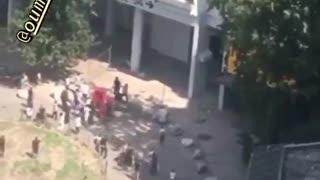 Rescatan a dos menores de un incendio