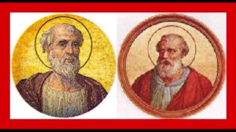 Fr Hewko, Popes Sts. Cletus & Marcellinus, April 26, 2021 (MT)