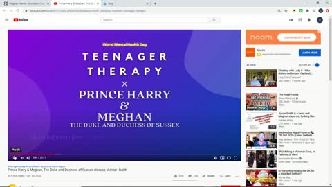 Meghan Markle lies to teenagers in CA