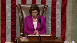 Nancy Pelosi Reinstates Mask Mandates in Congress