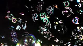 Night bubbles