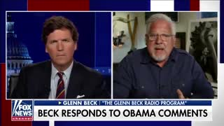 Obama is back to divide America as much as he can: Glenn Beck takes back comment