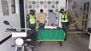 Capturan a presuntos ladrones que tenían azotada la comuna 4 de Floridablanca