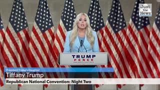 Republican National Convention, Tiffany Trump's Full Remarks