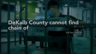Dekalb County GA- Can't Find Chain Of Custody Documents