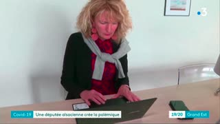 17-03-2021 Martine Wonner Extraits du 1920 France 3Grand Est 13042021