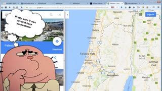 Where did you go Palestine?