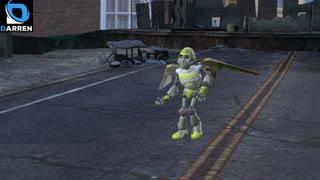 Dancing Robot CGI