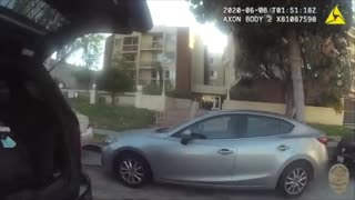 LAPD SWAT VS. Man With Pellet Rifle & Crossbow