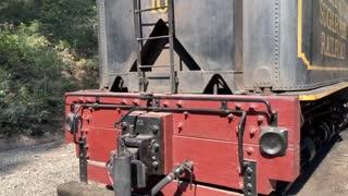 Locomotive walk around