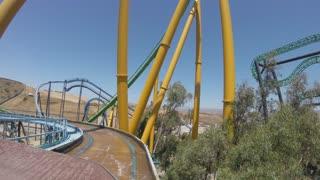 Tidal Wave Six Flags Magic Mountain