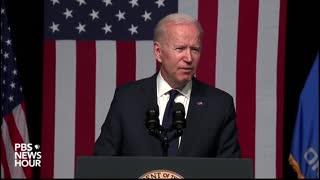 Biden Calls For Remembering Tulsa Race Massacre