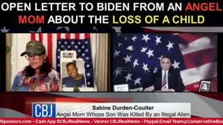 CBJ Real News Show (Part 138): Biden's Open Borders