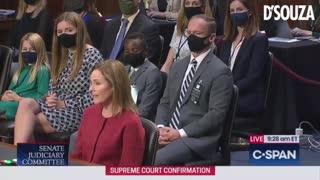 Amy Coney Barrett Outmatches Democrats