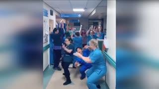 Bridgend Hospital Nurses Make Music Video Spoof